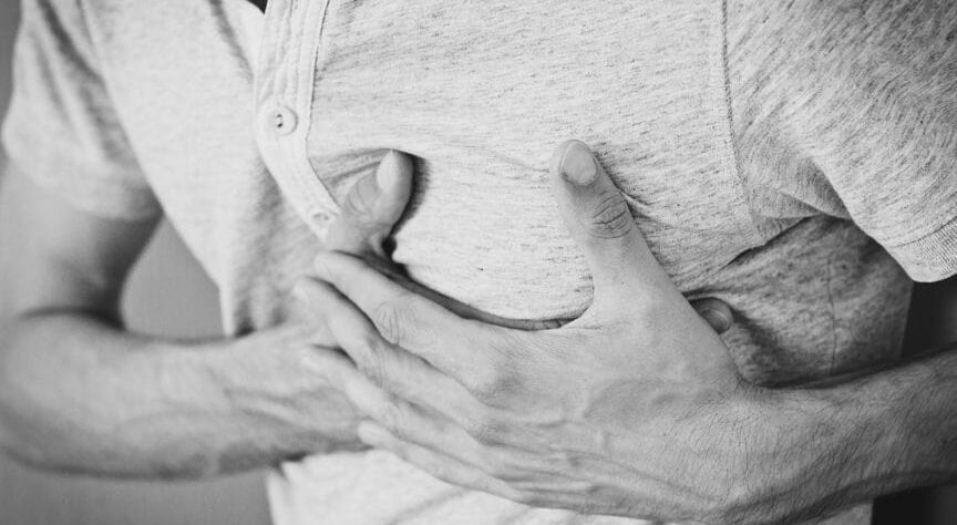 Heart Failure Medication Category- A man has heart attack