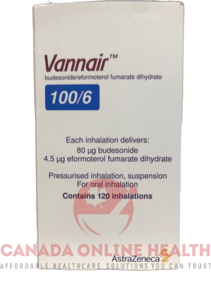 Vannair_100 Asthma Medication