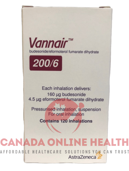 Vannair_200_120 Asthma Medication
