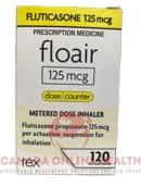 Floair Asthma Inhaler 125 Mcg - ventolin inhaler for asthma-120