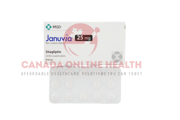 Januvia-25mg Diabetes Medication
