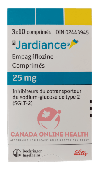Jardiance-25mg Diabetes Medication