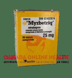 Myrbetriq-25mg