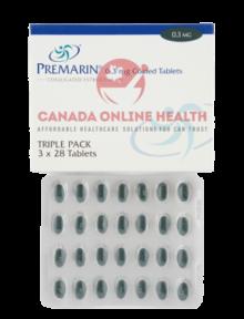 Premarin-03mg Menopause Medication