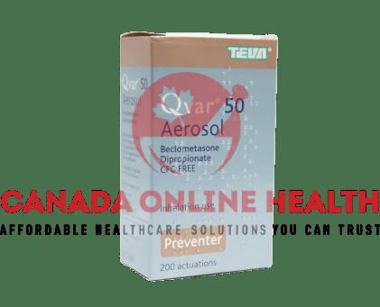 Qvar-50-pack - Online Medicine