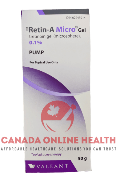 RetinA-MicroGel Pump (Tretinoin)