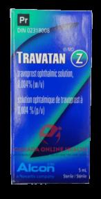 Online Medicine - Travatan-Z
