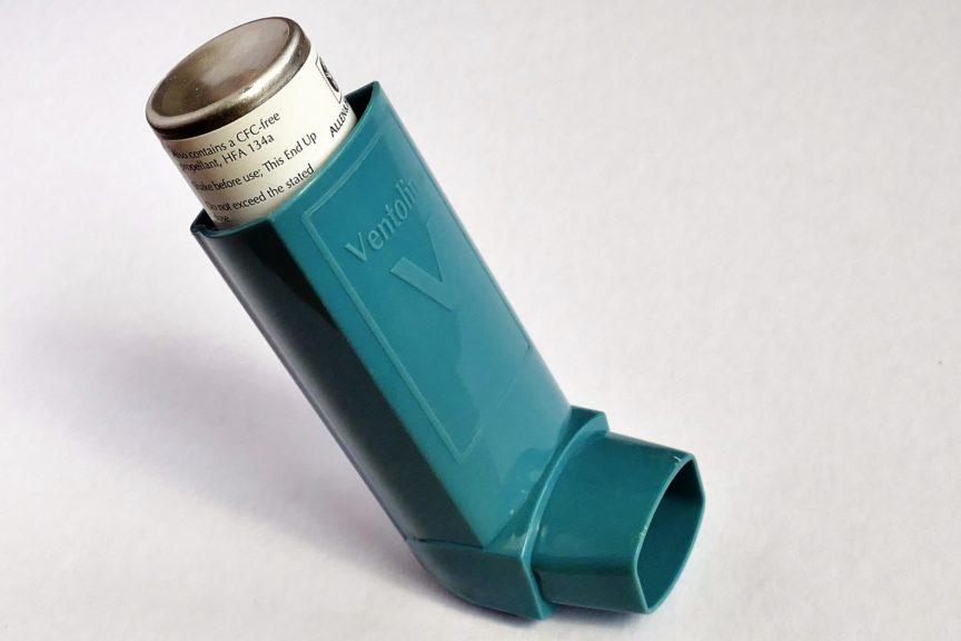 Ventolin Product - Ashma device